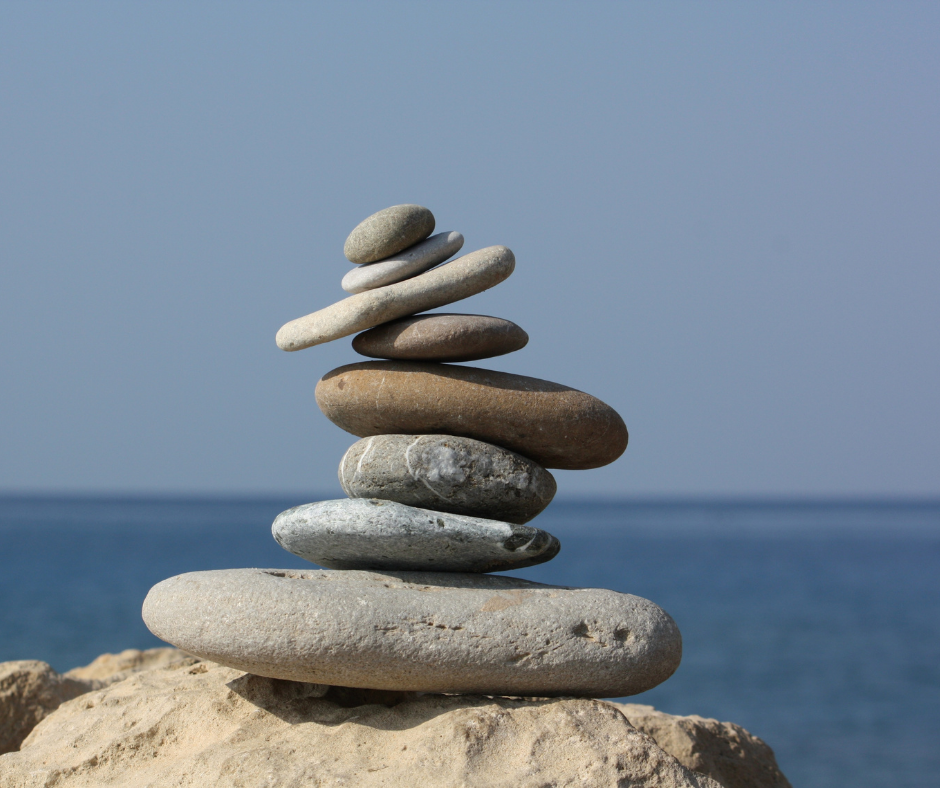 Finding the balance — It's not all about the job!